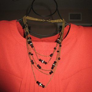 Coldwater Creek Multi-Strand Necklace